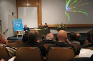 German-Israeli Symposium, 20.03.06 at the Weizmann Institute of Science, Rehovot