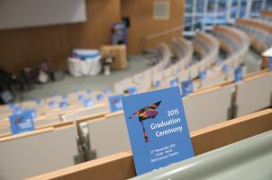 Welcome to the annual DKFZ-HIGS Graduation Ceremony for PhD and MSc-Major Cancer Biology students!