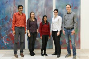Postdoc and PhD students 2017