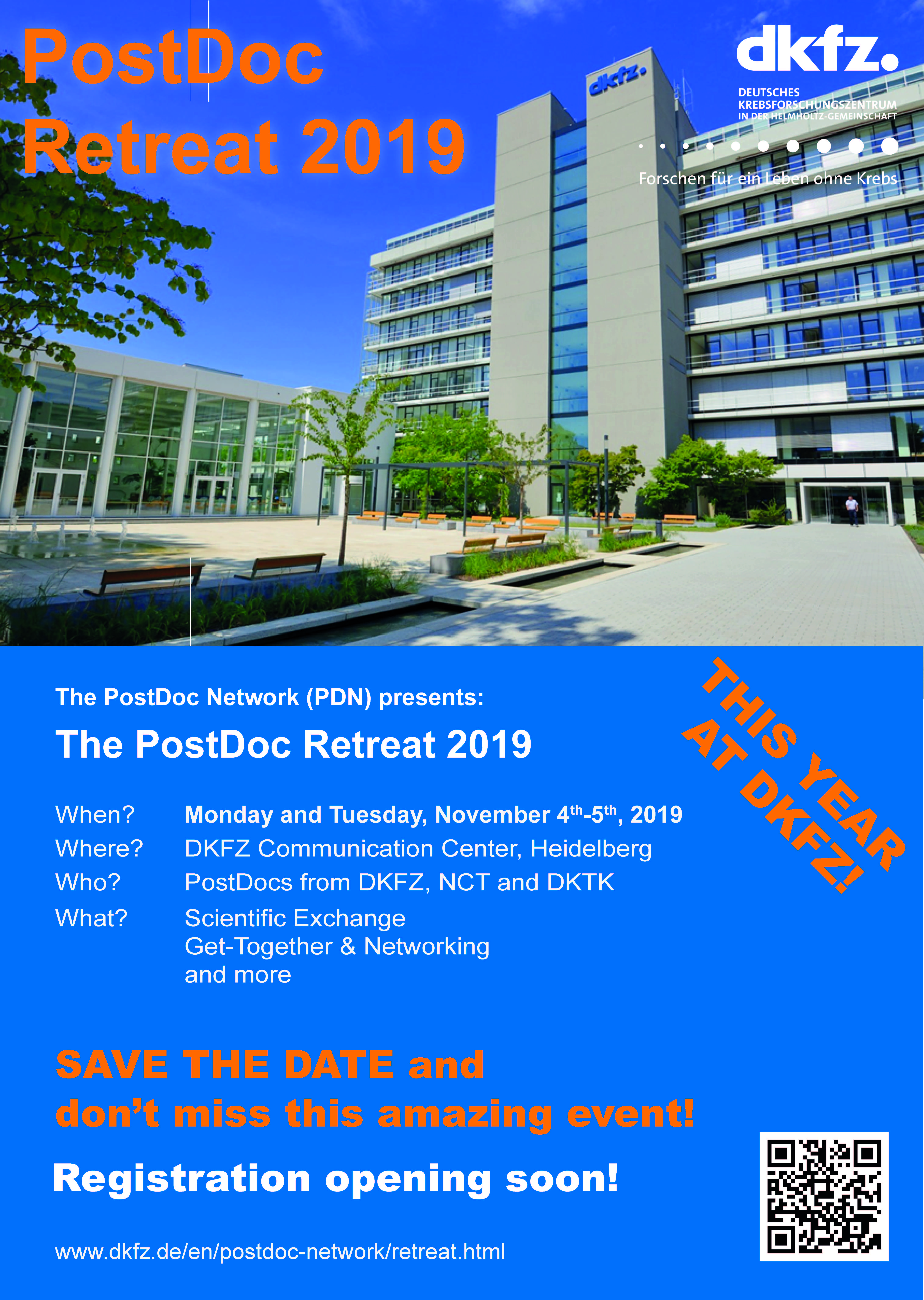 PostDoc Retreat