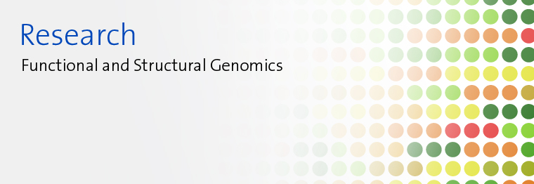 Structural and Functional Genomics